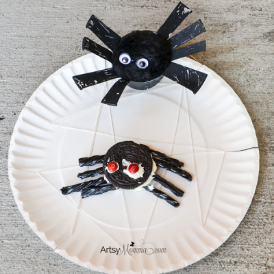 Fun Preschool Spider Theme