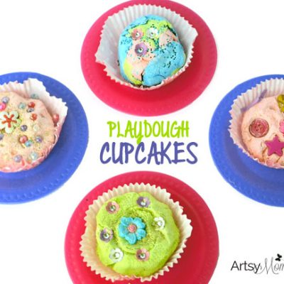 Pretty Playdough Cupcakes! Camilla the Cupcake Fairy Book