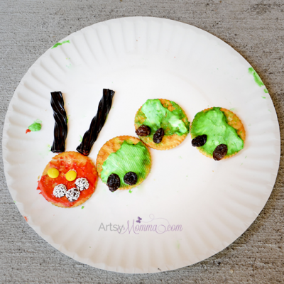 The Very Hungry Caterpillar Cracker Snack (Book-Inspired Series)