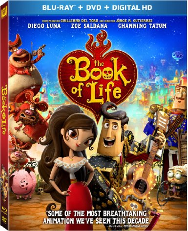 The Book of Life - Movie & Craft
