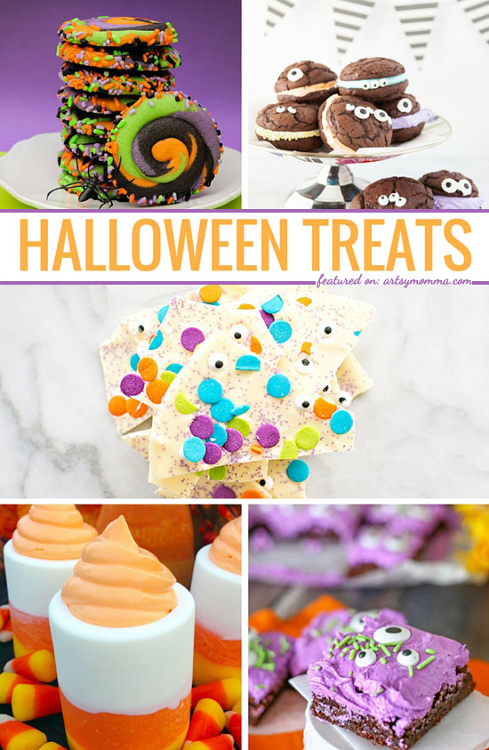 Creative Halloween Treats for kids