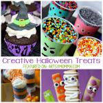 Super Creative Halloween Treats for Kids