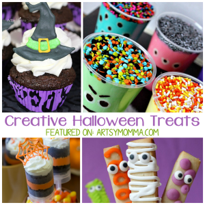 Super Creative Halloween Treats for Kids