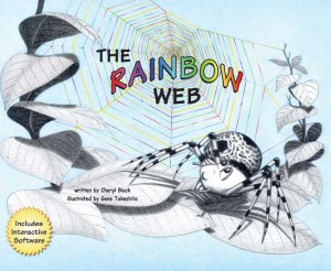 The Rainbow Web - Book About Spiders