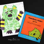 Jonathan James and the Whatif Monster Book + Craft