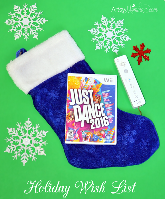 Have Fun Playing Just Dance 2016! - Artsy Momma