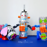 Crafty Recycled Robots – an Invitation to Create