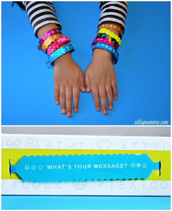 Cool Brands Text Cool Bracelet Maker