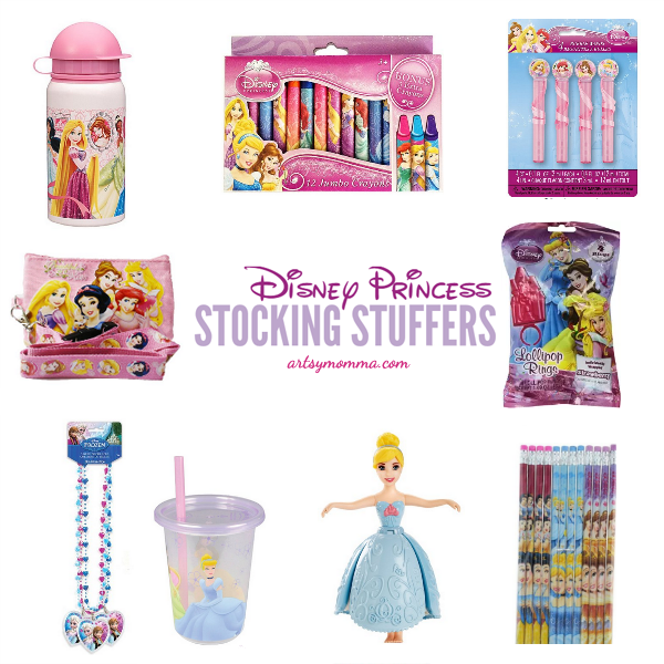21 Must Have Stocking Stuffers for Disney Princess Fans