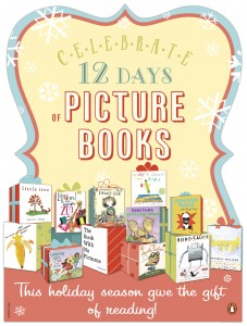 12 Days of Picture Books - Giveaways