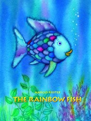 The Rainbow Fish Book & Ornament