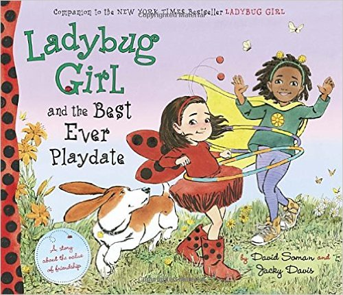 Ladybug Girl and the Best Ever Playdate Book Review