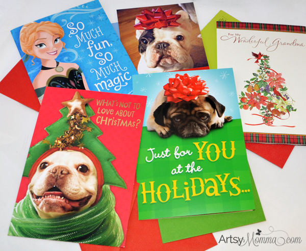 Adorable Hallmark Christmas Cards
