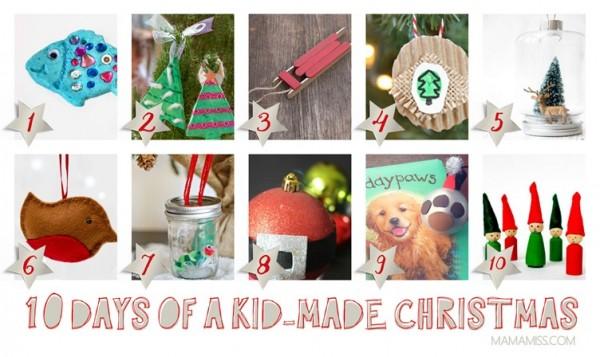 Ornaments Based on Kids Books