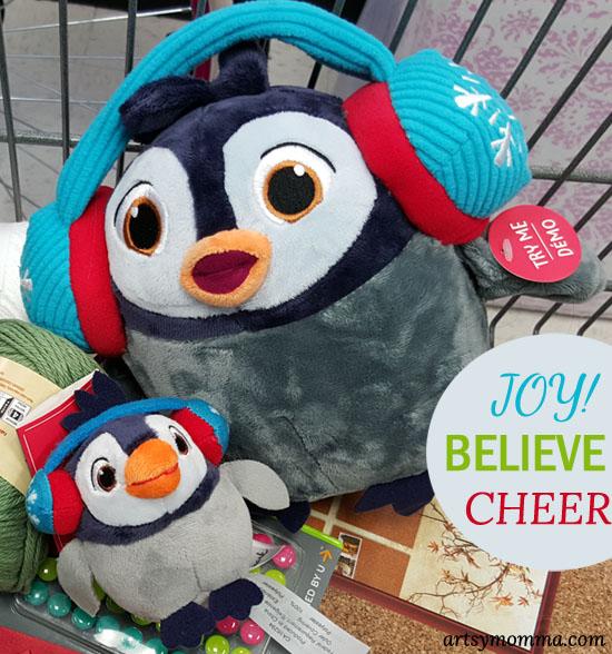 Jazz the Penguin Hallmark Ornament