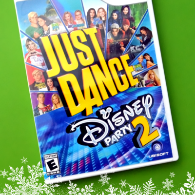 Just Dance: Disney Party 2 is the Perfect Winter Boredom Buster!