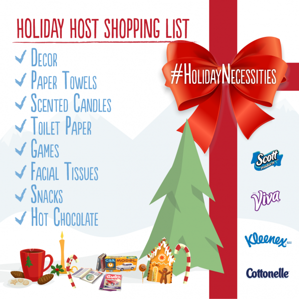 K-C Holiday Checklist