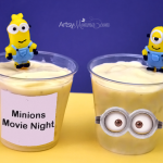 Minions Tropical Smoothie Recipe