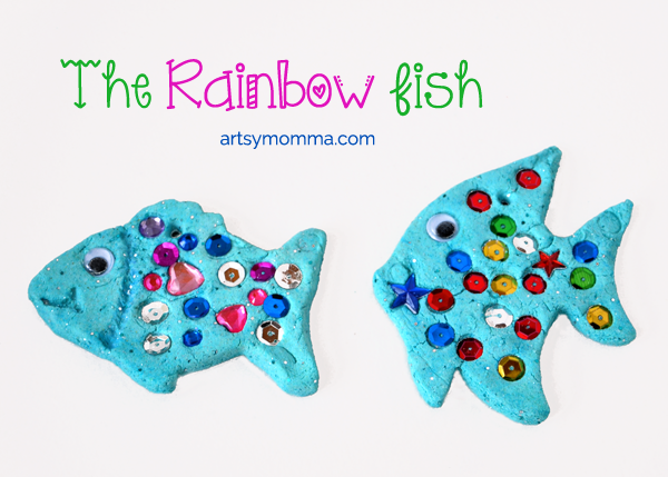 book review rainbow fish