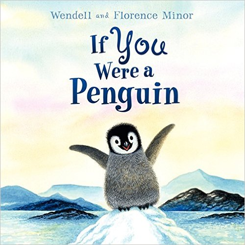 If You Were a Penguin - Cute Kids Book