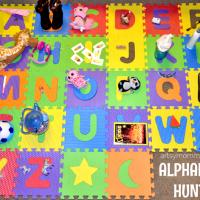 Alphabet Hunt – Fun way to learn beginning sounds!