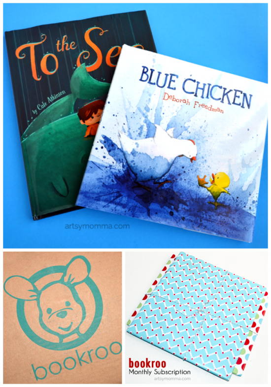 Bookroo Monthly Book Subscription Review