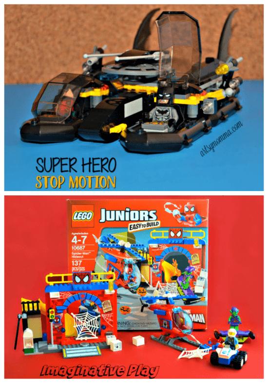 Lego Super Hero Building Sets