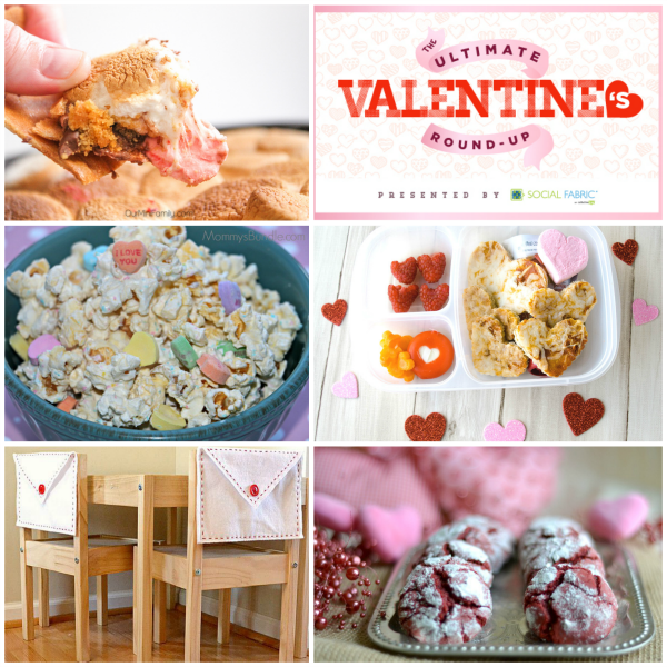 Valentine's Day Ultimate Guide: Crafts, Recipes, Printable, Party Ideas & More