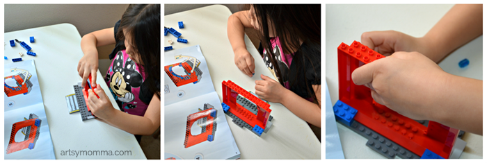 Spiderman Pretend Play - Lego Superheroes