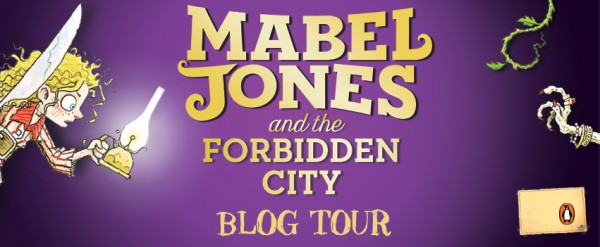 Mabel Jones and the Forbidden City - Author Spotlight