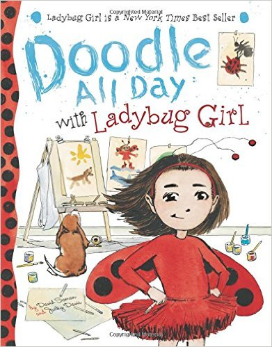 Doodle All Day with Ladybug Girl - Book Series