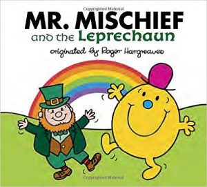 Mr. Mischief and the Leprechaun - Kids St Patrick's Day Book List