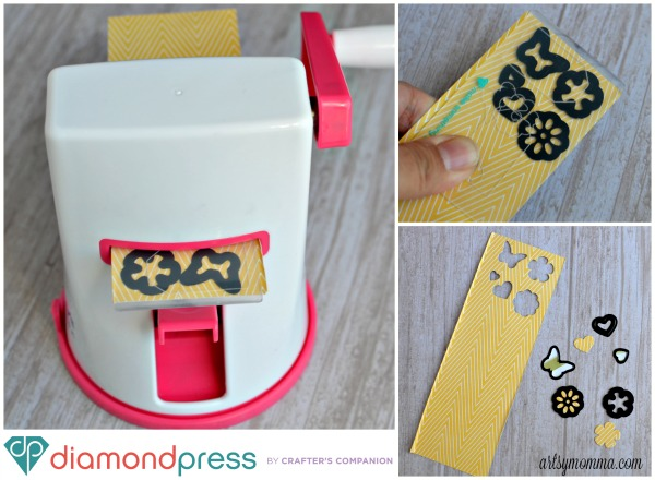 Diamond Press Die Cuts