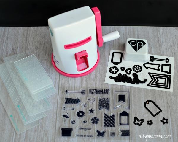 crafters companion press machine
