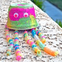Glow-in-the-Dark Jellyfish – Recycled Craft