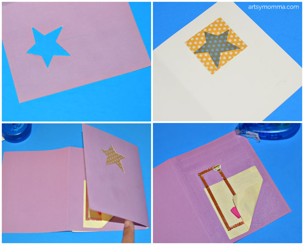 Light Up LED Card Instructions