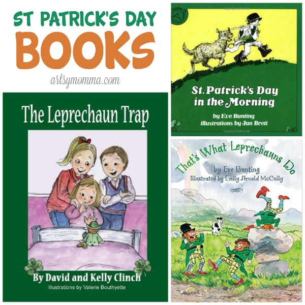 10 St Patrick's Day Books for Kids