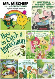 Picture Books About St. Patrick's Day