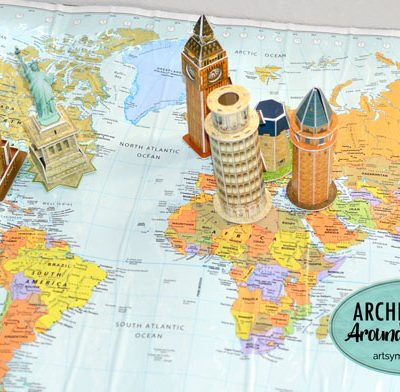 Around the World Fun for Kids: Exploring Architecture
