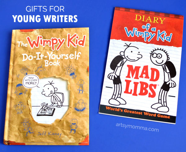 Book Suggestions for Encouraging Young Writers