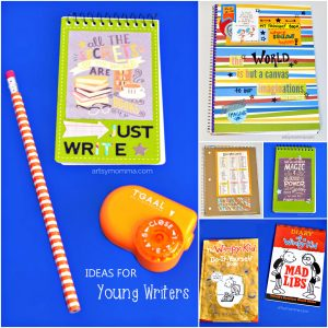 Ideas and Activities for Kids Who Love to Write!