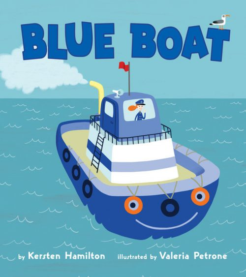 Blue Boat Book Review
