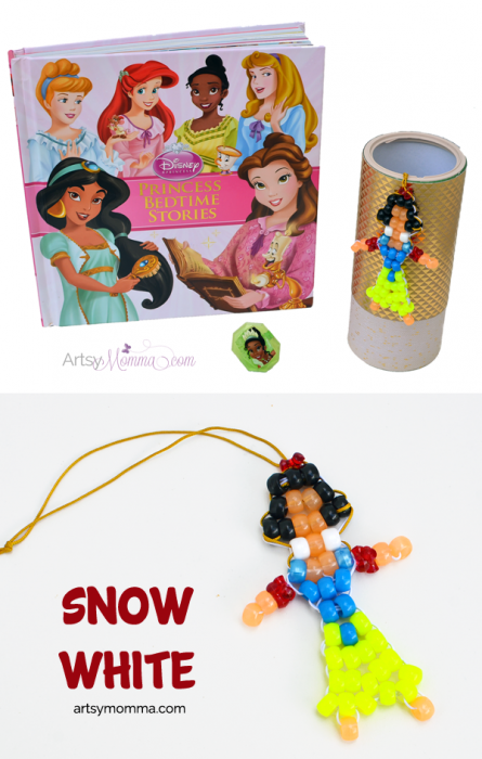 Snow-White-Pony-Bead-Craft-Ideas