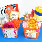 Buckets of Sunshine Gift Idea
