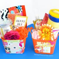 Bucket of Sunshine & Happiness – DIY Gift Idea