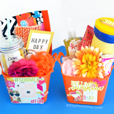 Bucket of Sunshine & Happiness – DIY Gift Idea