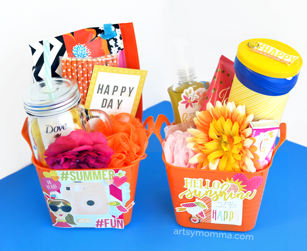 Buckets of Sunshine Gift Idea