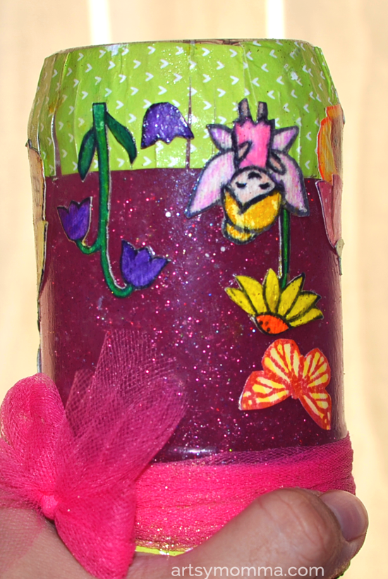 Fairy Calm Down Jar - Craft Tutorial
