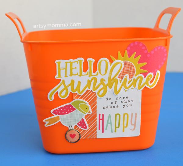 Sunshine & Happiness Bicket Gift
