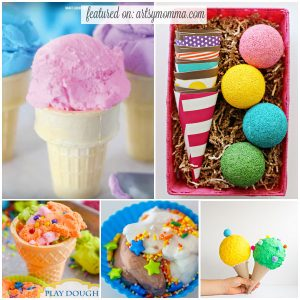 25 Cool Ice Cream Crafts and Activities for Kids